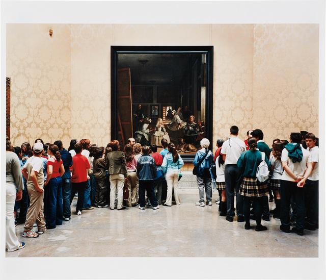 Thomas Struth, 'Museo del Prado, RM 12, Madrid', 2005, Photography, Chromogenic print., Phillips