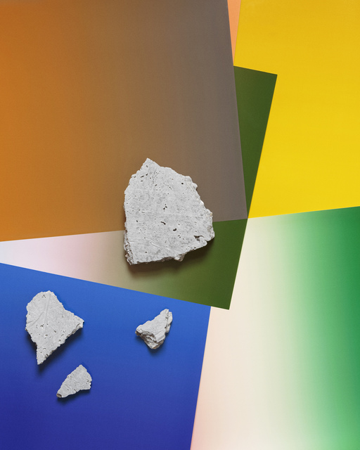 , 'Concrete Compositions (Series 2) #1,' 2015, Galerie pompom