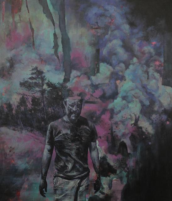 Karen Cronje, 'Anamnesis II', 2018, Painting, Oil on canvas, 99 Loop Gallery