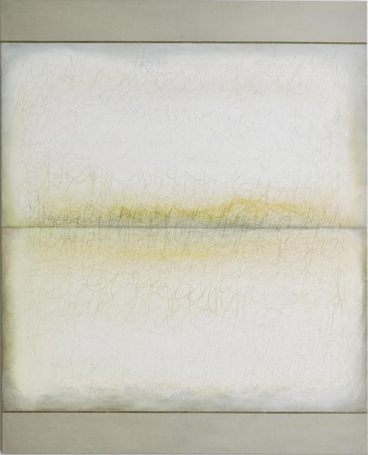 , 'Sea Picture LIX (Primary Colours: Yellow),' 2016, Ronchini