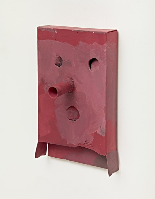 , 'Untitled (TBD Mask M2.d),' 2008, Gagosian