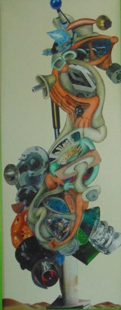 , 'X3,' , Lois Lambert Gallery