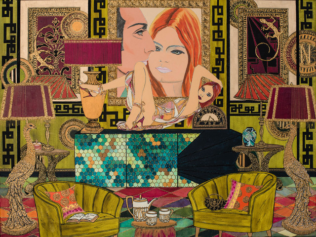 , 'PARFOIS MÊME,' 2018, Art Design Gallery