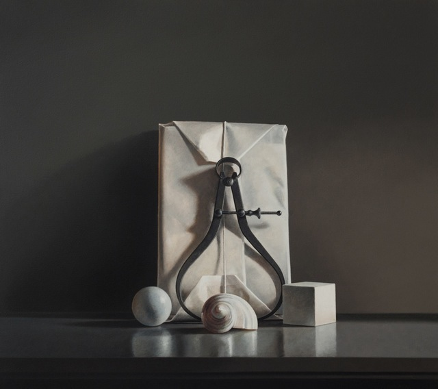 , 'Still Life with Calipers,' 2015, Dolby Chadwick Gallery