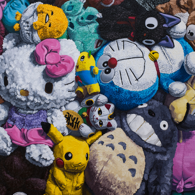 ", '""Lucky Cat"",' 2017, Mugello Gallery"