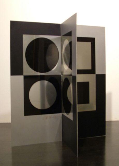 , 'Image-Miroir (from Le discours de la methode portfolio),' 1965, Leon Tovar Gallery