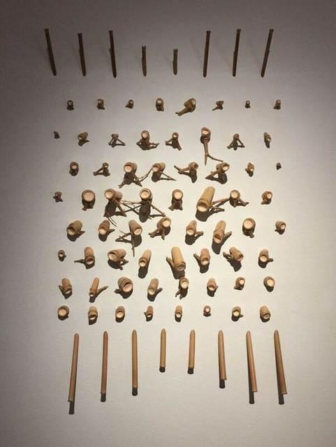 , 'Bamboo Matrix,' ca. 2016, International Sculpture Center