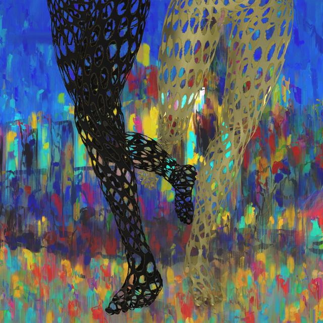 , 'The Escape,' 2019, INAOSSIEN Art