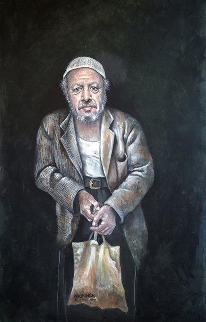 , 'Erdogan,' 2014, Ayyam Gallery