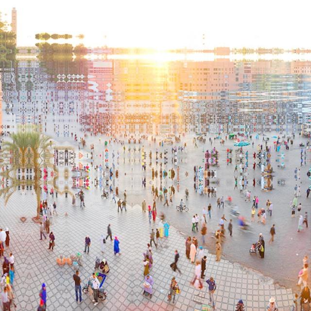 , 'Place Jemaa el Fna #1,' 2007, K + Y Gallery