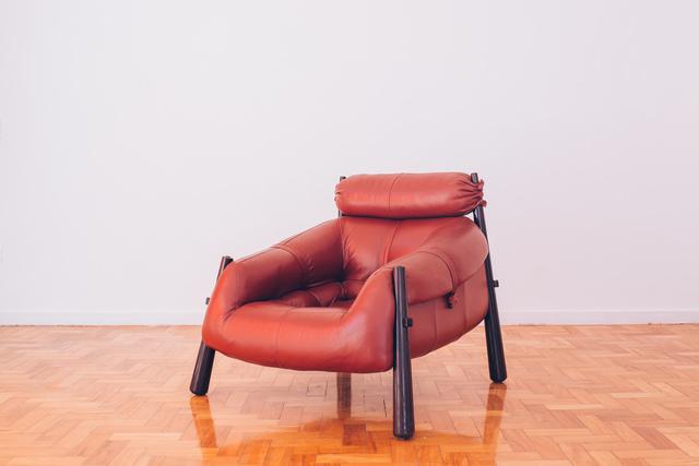 , 'MP-081 armchair,' ca. 1970, Pé Palito