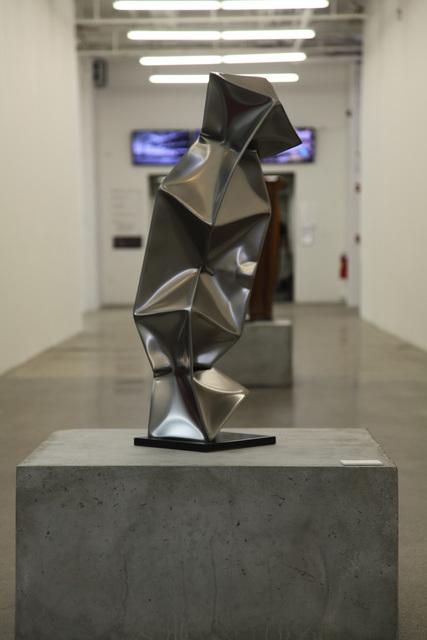 , 'Triple NY model, 1:5,' 2014, Mana Contemporary