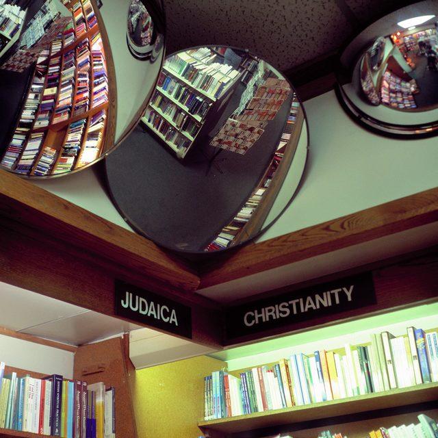 Mira Bernabeu, 'Library. Panorama Rehabilitación', 2001, Alarcón Criado