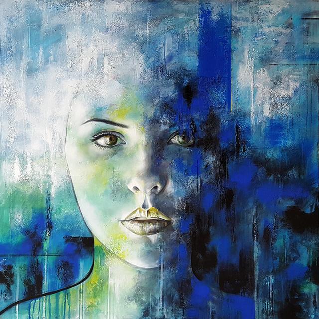 , 'Evanescence,' 2018, Galerie Bloom