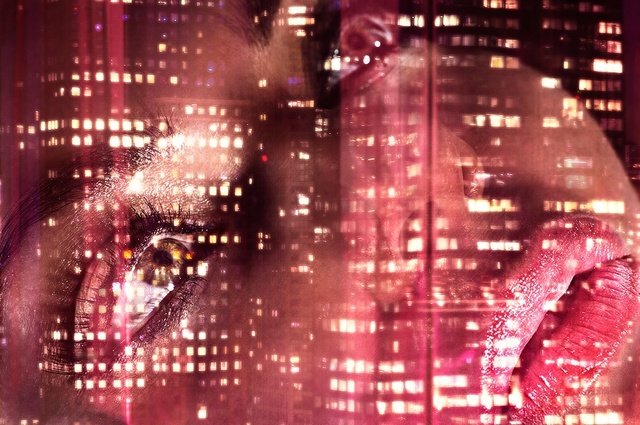 David Drebin, 'Facing The City', 2014, Isabella Garrucho Fine Art