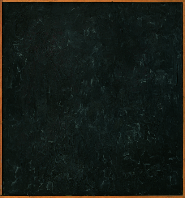, 'Black Square,' 1990, Boers-Li Gallery