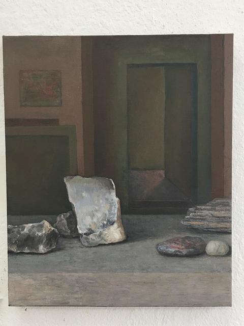 Albrecht Schäfer, 'Steine 6', 2018, PRISKA PASQUER
