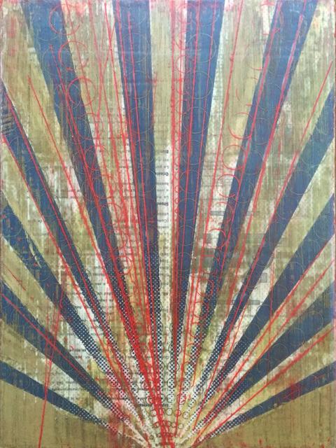 , '58,' 2017, Galería Quetzalli