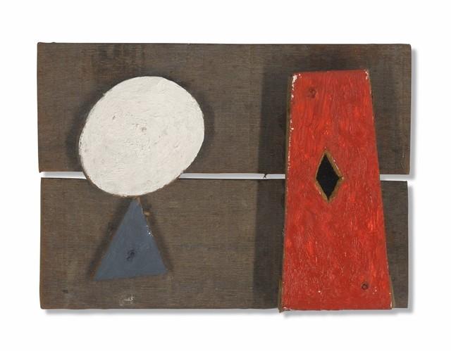 Julian Trevelyan, 'Quadrant', 1974, Fairhead Fine Art Limited