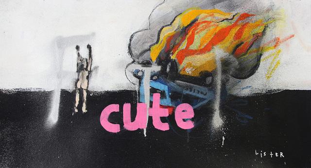, 'Cute Buns,' 2017, Nanda\Hobbs