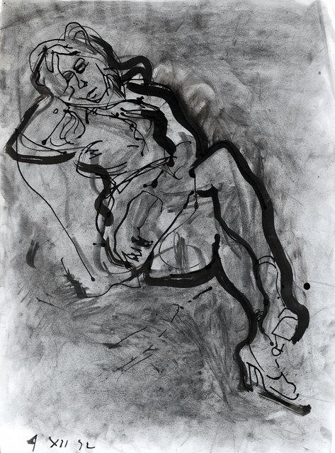 John Piper, 'Reclining Figure (Myfanwy)', 1972, Goldmark Gallery