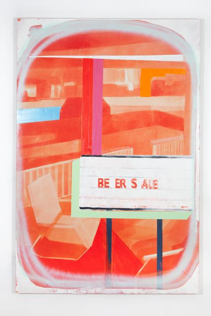 , 'BE (Vista),' 2017, Red Arrow Gallery