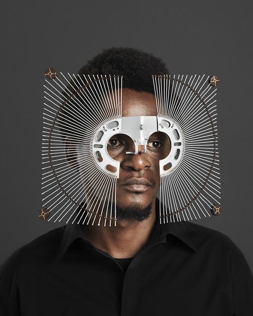 , 'Kwa Kubadilishana Utamaduni, Macho Nne: At the Dot,' 2017, SMAC