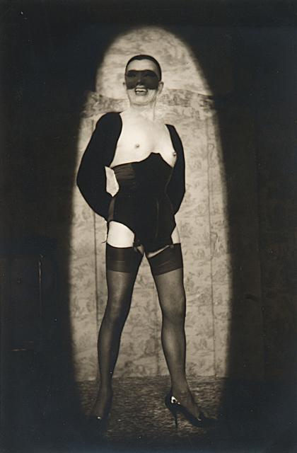 Pierre Molinier, 'Senza titolo (Autoritratto mascherato)', 1970s, Finarte