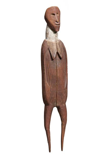 , 'Untitled, Female Mokoy Figure, Yirrkala, north east Arnhem Land, Northern Territory,' ca. 1947, Tim Klingender Fine Art