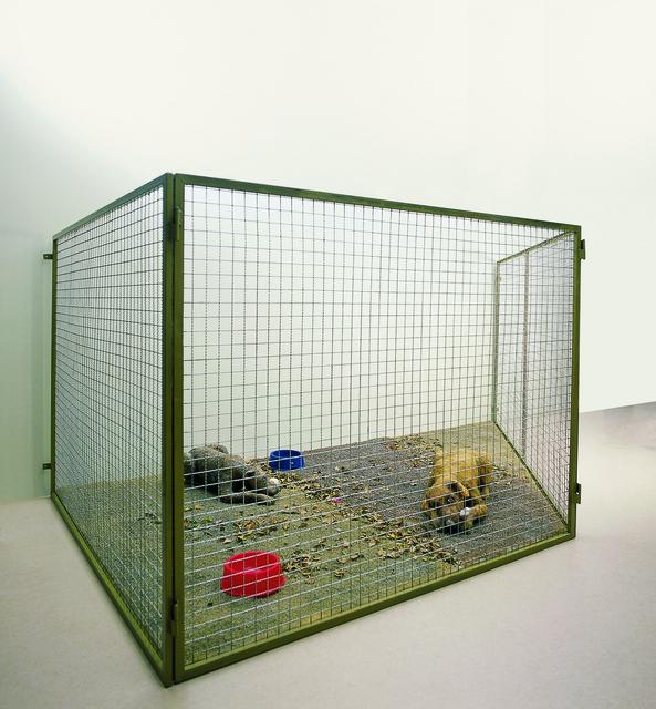 , 'Prisioneros,' 2003, MAMAN Fine Art Gallery