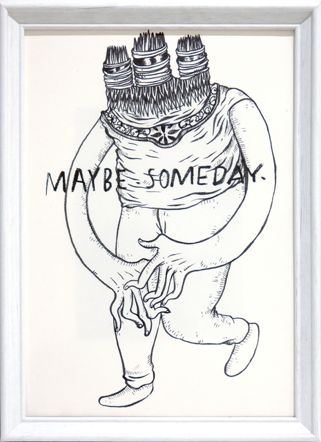 , 'Maybe Someday ,' 2016, Chan + Hori Contemporary