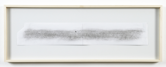 , 'Spark Drawing (Reference),' 2006, Galerie Nordenhake