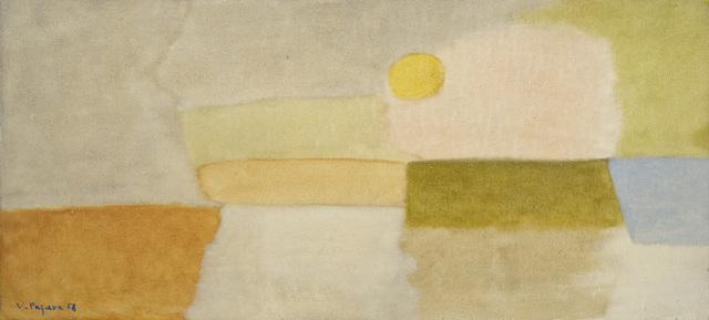 , 'Paysage ensoleillé,' 1958, Jeanne Bucher Jaeger