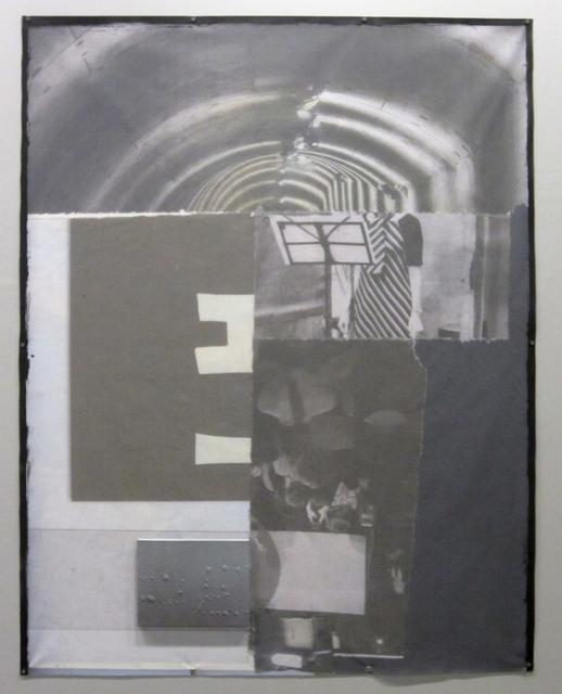 , 'Tunnel Recital ,' 2015, Bruno David Gallery & Bruno David Projects