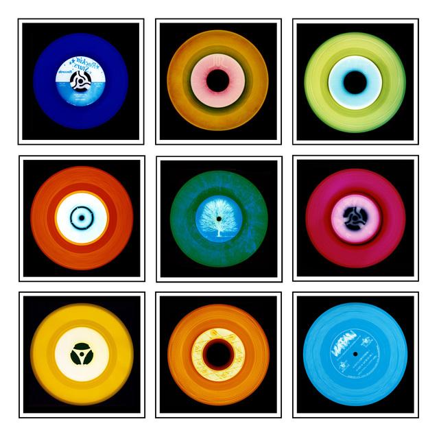 , 'Vinyl Collection Nine Piece Instillation (2016 Bestsellers),' 2014-2016, Bleach Box