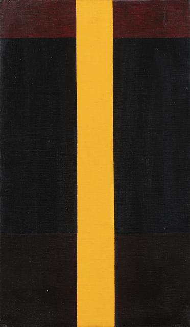 Aurelie Nemours, 'Untitled', 1965, Painting, Oil on canvas, Martini Studio d'Arte