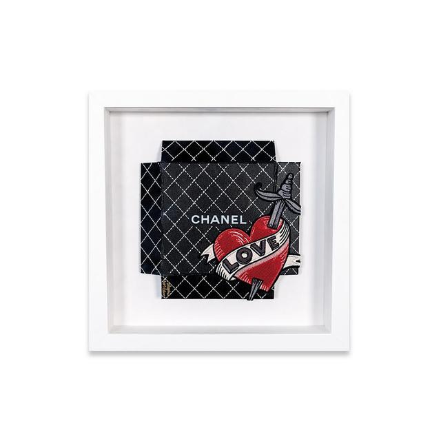 Stephen Wilson, 'Chanel Love', Exhibit by Aberson