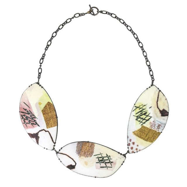 , 'Periphery 8 (Necklace),' 2018, Sienna Patti Contemporary
