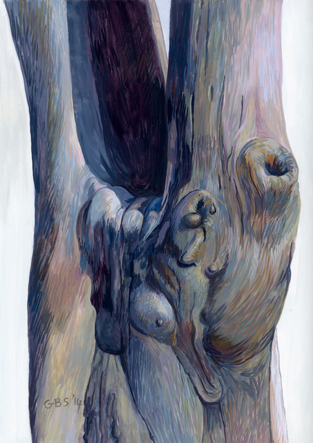 , 'Finding Daphne #21 (Strange),' 2014, Ro2 Art