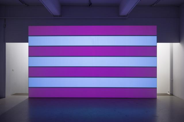 , 'Neoconcrete Space,' 2012, Andréhn-Schiptjenko