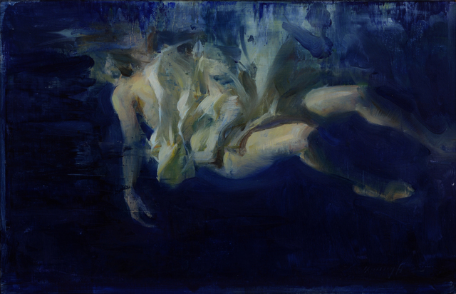 , 'Deep Blue,' 2019, Gallery 1261