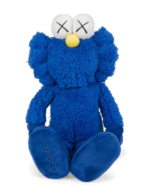 KAWS, 'Bff (Blue)', 2016, Julien's Auctions