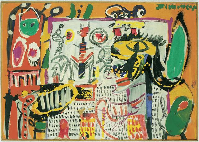 , 'Indonesian,' 1963, SCHUEBBE INC.