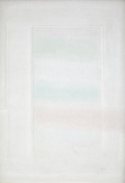 Riccardo Guarneri, 'Strisce colore', 1966, rosenfeld porcini
