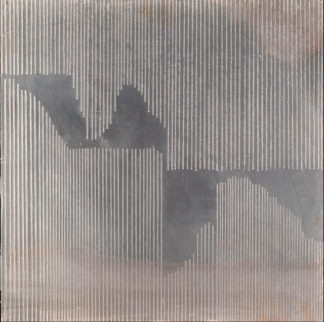 , '#3 Grey,' 2016, Pink Pong Gallery
