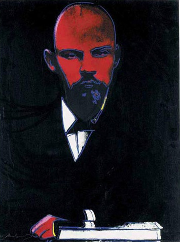 Andy Warhol, 'Lenin', 1987, Print, Silkscreen on Arches 88 Paper, Rudolf Budja Gallery