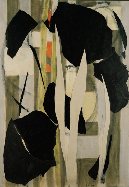 Lee Krasner, 'Milkweed', 1955, Art Resource