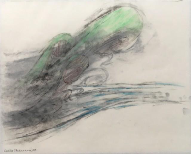 Leiko Ikemura, 'Waves - Wind  - Essence III', 2005, ARTEDIO