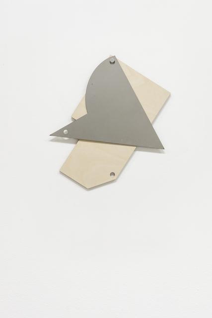 , 'Piece Number (25B-S/19B-P),' 2015, Mini Galerie