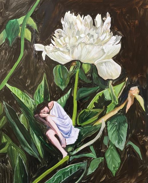 , 'His Dark Secret Love Does Thy Life Destroy,' 2018, Hans Alf Gallery